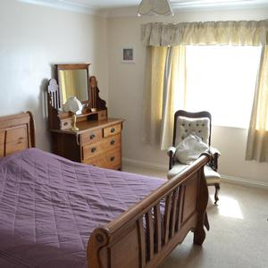 Double room accommodation at the School House Hotel in Swindon and Wootton Bassett